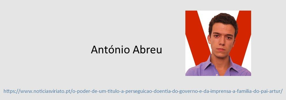 O Poder de um Título: A Perseguição Doentia do Governo e da Imprensa à Família do Pai Artur