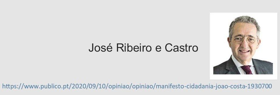 O Manifesto contra a Cidadania, de João Costa