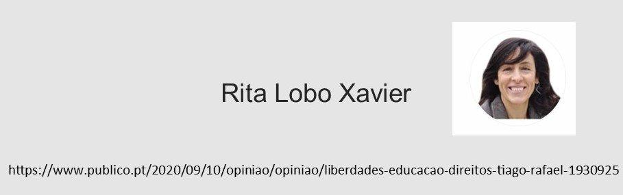 Pelas liberdades de educação e pelos direitos do Tiago e do Rafael
