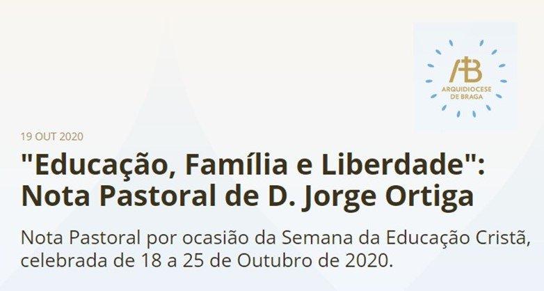"""""""Educação, Família e Liberdade"""""""