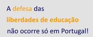 Sem liberdade não há educação