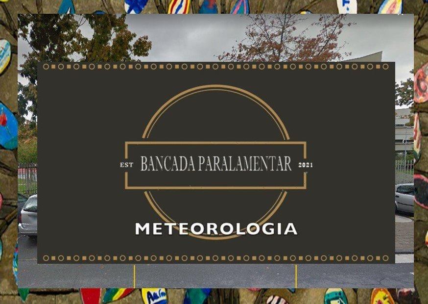 """Extracto do podcast """"Bancada Parlamentar"""" TO1/E11 (segmento """"Meteorologia"""") – Liberdade de Educação!"""