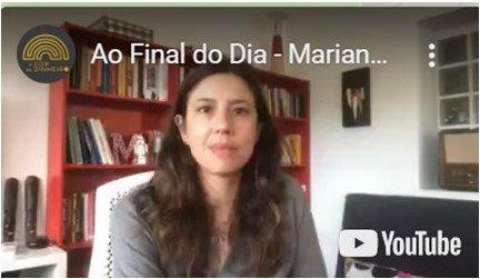 You are currently viewing Ao Final do Dia – Mariana Leitão