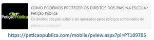 Read more about the article COMO PODEMOS PROTEGER OS DIREITOS DOS PAIS NA ESCOLA