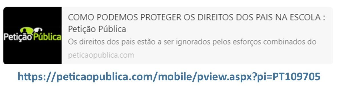You are currently viewing COMO PODEMOS PROTEGER OS DIREITOS DOS PAIS NA ESCOLA